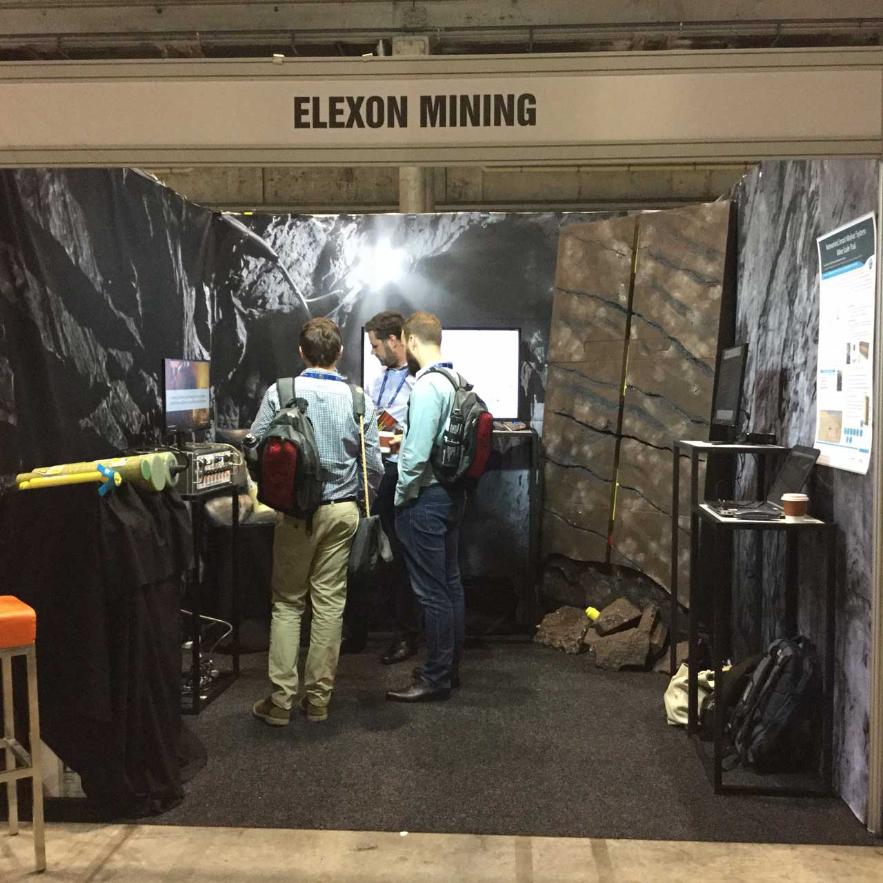 Elexon Mining at Massmin 2016