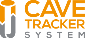 Cave tracker system logo